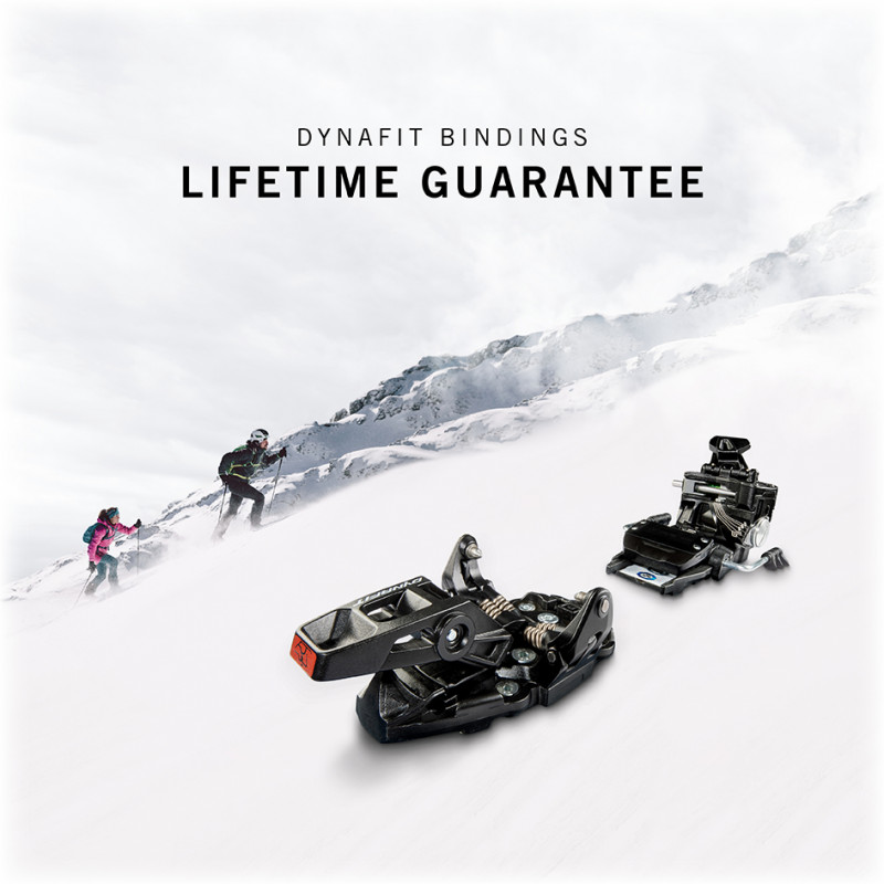 DYNAFIT LIFETIME GUARANTEE Visual