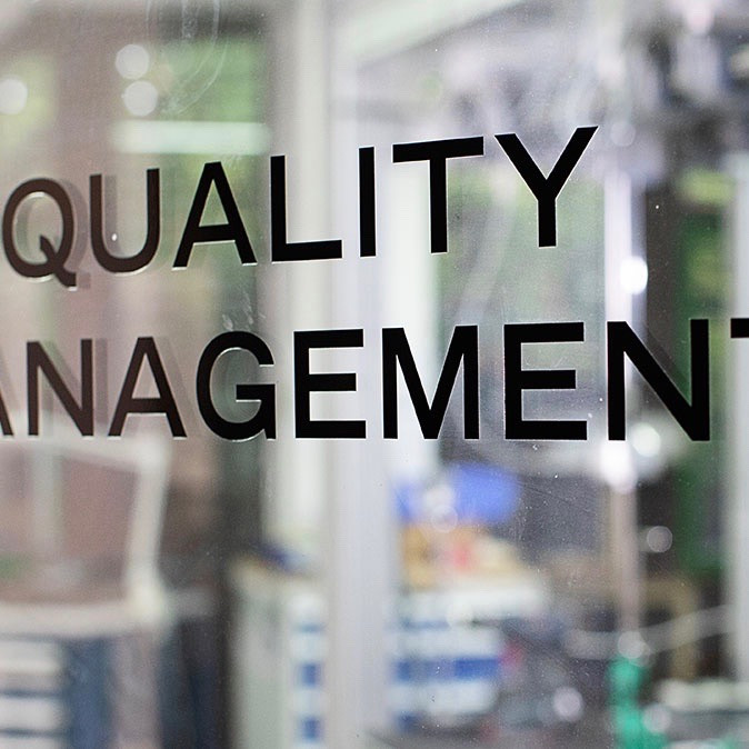 Quality management by DYNAFIT