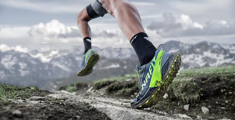 Outdoor socks men's for running and ski