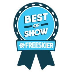 FREESKIER Best of Show Award 2019