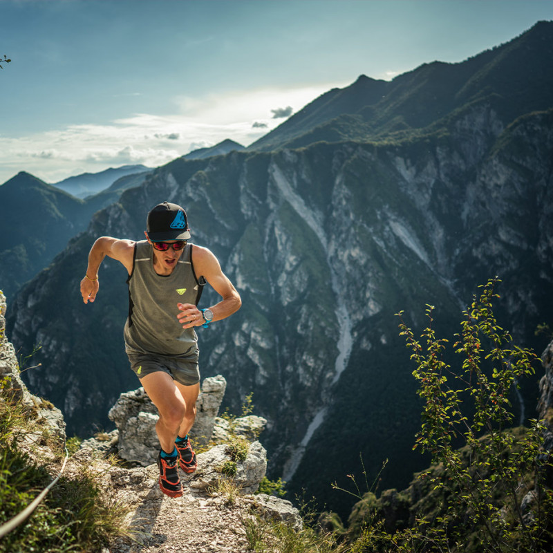 Dynafit athletes in Limone Extreme Skyrace
