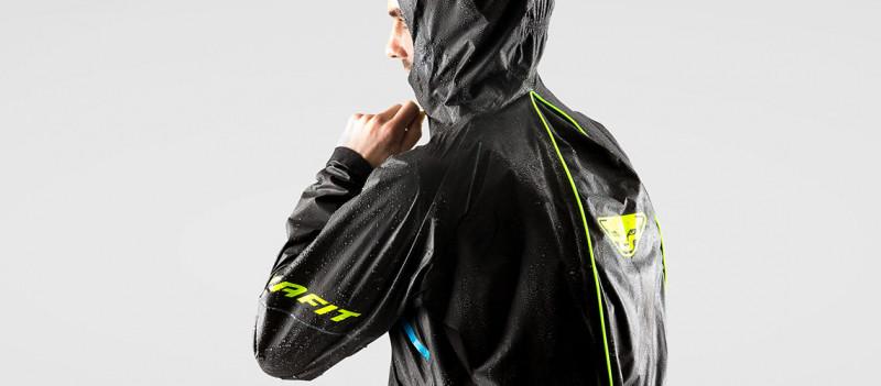 Men Ultra Trail Gore Tex Shakedry Rain Jacket Detail