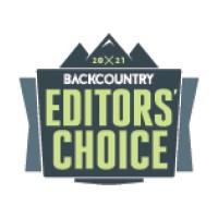 BACKCOUNTRY MAGAZINE –  EDITORS' CHOICE 2021