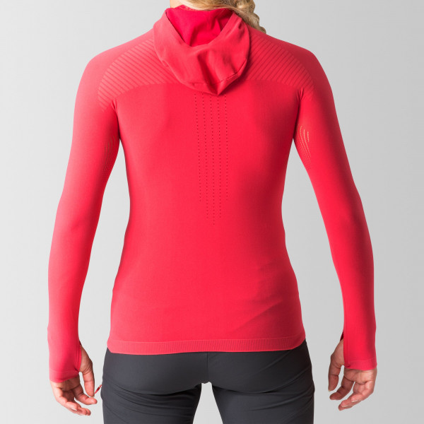 Elevation Seam-Tech L/S Tee Damen