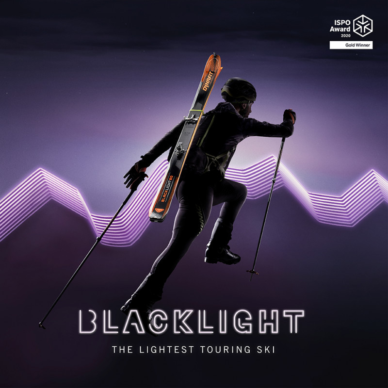 Blacklight Ski Series